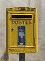 Boîte Lettres Poste rue Maniguets Marcigny 1.jpg