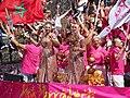 Boat 22 Pink Marrakech, Canal Parade Amsterdam 2017 foto 7.JPG