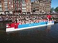 Boat 8 Rode Kruis, Canal Parade Amsterdam 2017 foto 5.JPG