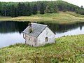 Boathouse, Drumore Loch - geograph.org.uk - 1535463.jpg