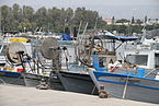 Boats in Paphos harbour 2.JPG