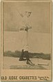 Bob Caruthers, Brooklyn Trolley-Dodgers, Brooklyn Bridegrooms, baseball card portrait LCCN2007683760.jpg