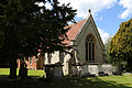 Bobbingworth, Essex, England - St Germain's Church exterior from the south east.JPG