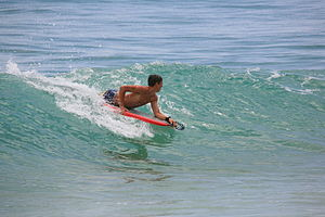 Bodyboarding - Bodyboarding in Salema, Portugal 2006