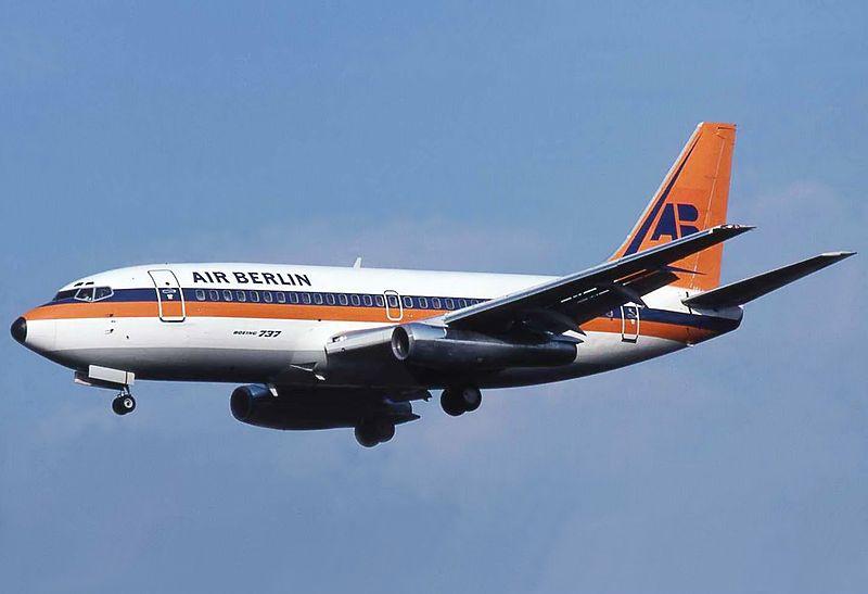 Boeing 737-222, Air Berlin JP7687422.jpg