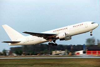 Ethiopian Airlines Flight 961 1996 hijacking, water ditching of aircraft