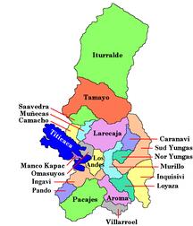La Paz (departament Boliwii)
