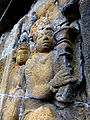 Borobudur - Lalitavistara - 119 E, The people bring gifts to the Buddha (detail 1) (11248546566).jpg