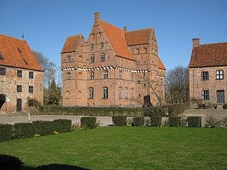 Borreby Castle - Borreby Castle