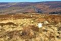 Boundary Stones, Castleton Rigg - geograph.org.uk - 1744493.jpg