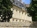 Boury-en-Vexin (60), château, façade sur le jardin.jpg