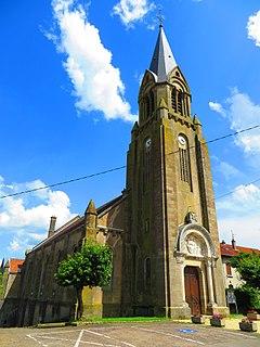 Bouxières-aux-Chênes Commune in Grand Est, France