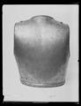 Bröstharnesk. 1700-talets slut - 1800-talets början - Livrustkammaren - 36518.tif