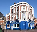 Bramcote pub. 68, Bramcote Grove, Rotherhithe, London, SE16 - geograph.org.uk - 1537866.jpg