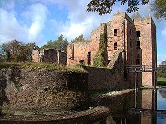 Van Brederode - Picture of Castle Brederode, in Santpoort-Zuid.