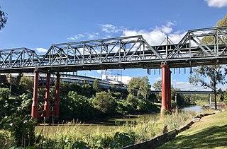 Bremer River Rail Bridge