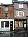 Bridal shop in Quarry Street - geograph.org.uk - 1080687.jpg