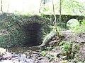 Bridge Over Shirley Brook - geograph.org.uk - 591350.jpg