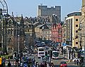 Bridge Street and Sunbridge Road, Bradford.jpg