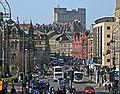 Bridge Street and Sunbridge Road, Bradford.jpg