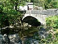 Bridge over Langdale Beck at Elterwater, Cumbria UK - panoramio.jpg