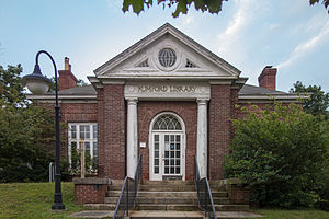 Rumford, Rhode Island - Bridgham Memorial Library