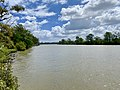 Brisbane River at Tennyson, Queensland looking upstream.jpg