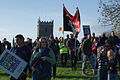 Bristol public sector pensions rally in November 2011.jpg