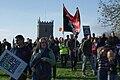 Bristol public sector pensions rally in November 2011.jpg
