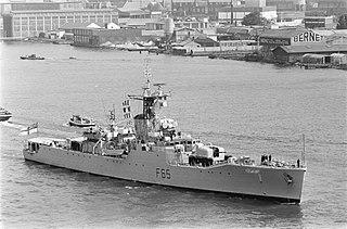 <i>Whitby</i>-class frigate