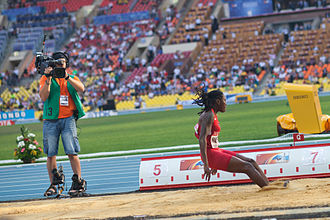 2013 World Championships in Athletics – Women's long jump - Brittney Reese