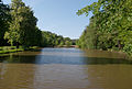 Brno-Jehnice - Prostřední rybník od jihu.jpg