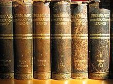 Brockhaus' Konversations-Lexikon, 14th edition, ca. 1910 (Source: Wikimedia)