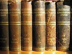 ブロックハウス百科事典(1902年)