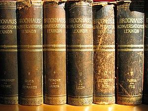 Image of Encyclopedia: http://dbpedia.org/resource/Encyclopedia