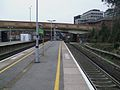 Bromley South stn fast eastbound platform looking west.JPG