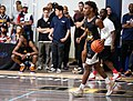 Bronny James @ Memorial Day weekend L.A. Classic 2019.jpg