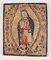 Brooklyn Museum - Our Lady of Guadeloupe (Nuestra Señora de Guadeloupe) - José Rafael Aragón - overall.jpg