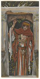 Brooklyn Museum - The Magdalene Before Her Conversion (Madeleine avant sa conversion ) - James Tissot - overall.jpg