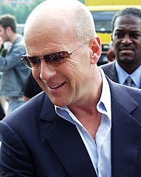 Bruce Willis, interprète de John McClane