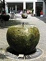 Brunnen in der Perusa-Passage Muenchen-1.jpg