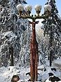 Bruno Weber's Hirsch-Skulpturen auf dem Uetliberg 2012-10-29 15-26-44 (P7700).jpg