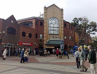 Brunswick Shopping Centre - Image: Brunswick Shopping Centre Front