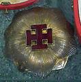 Bruststern zum Grossen Goldenen Ehrenzeichen am Bande für Verdienste um die Republik Österreich (1922).jpg