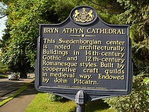 Bryn Athyn Cathedral - Image: Bryn Athyn Cathedral Pennsylvania (4825981949)