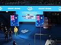 Budapest2017 fina world championships 200butterfly semifinal Grant Irvine Australia.jpg