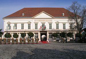 Mihály Pollack - Image: Budapest Sandor Palais