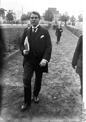 Hans Baluschek - Hans Baluschek, 1930