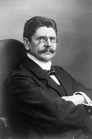 Johannes Bell - Johannes Bell in 1908