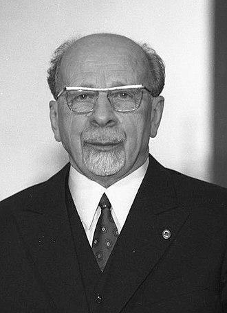 Walter Ulbricht - Ulbricht in 1970